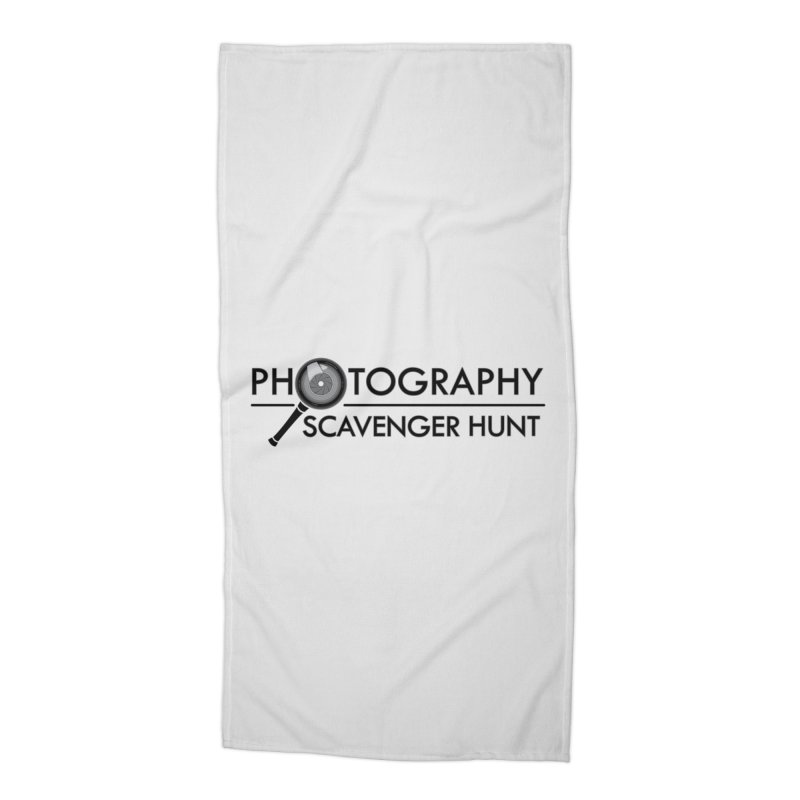 photography scavenger hunt Accessories Beach Towel by the twisted world of godriguezart