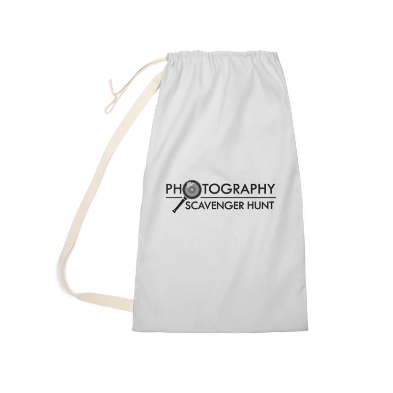 photography scavenger hunt Accessories Laundry Bag Bag by the twisted world of godriguezart