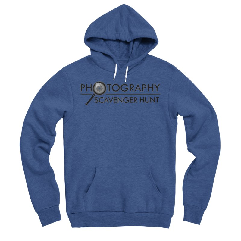 photography scavenger hunt Women's Sponge Fleece Pullover Hoody by the twisted world of godriguezart