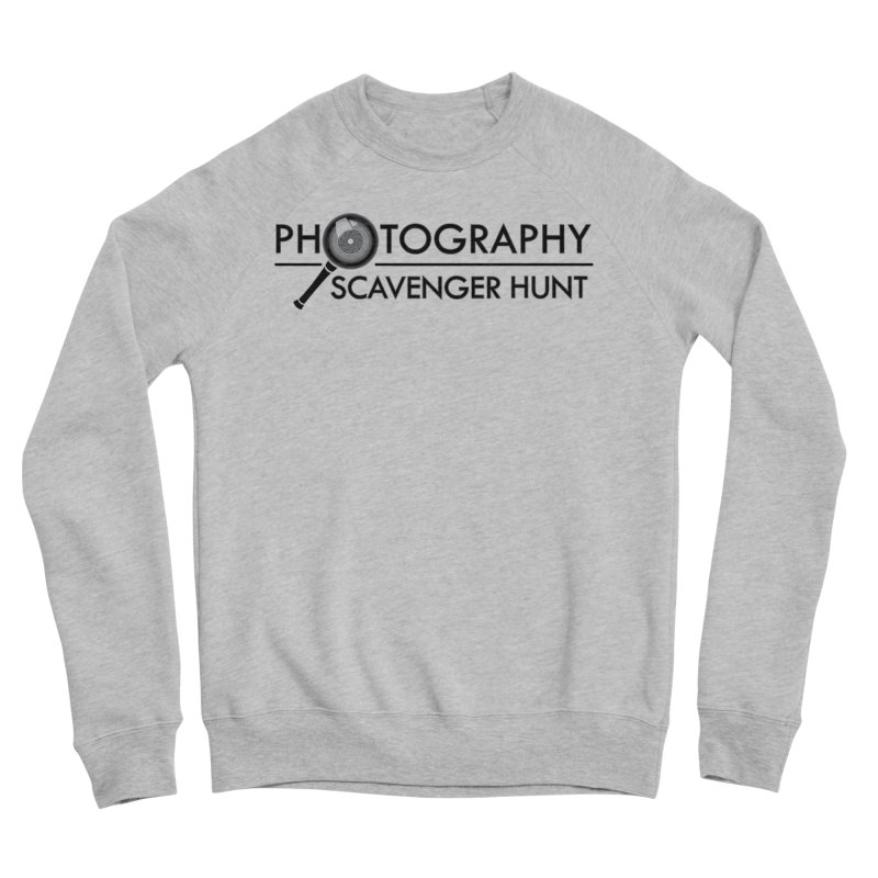 photography scavenger hunt Women's Sponge Fleece Sweatshirt by the twisted world of godriguezart