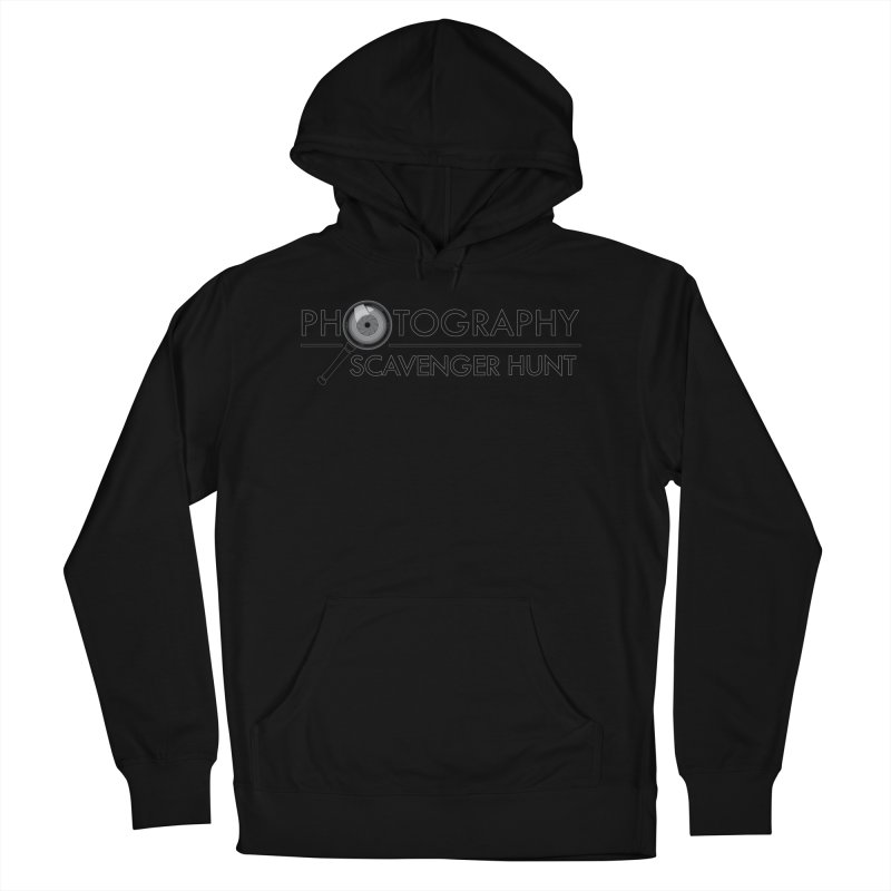 photography scavenger hunt Men's French Terry Pullover Hoody by the twisted world of godriguezart