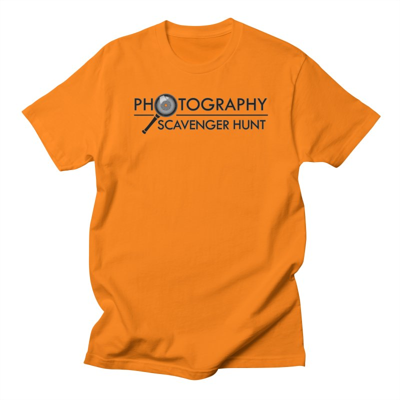 photography scavenger hunt Women's Regular Unisex T-Shirt by the twisted world of godriguezart