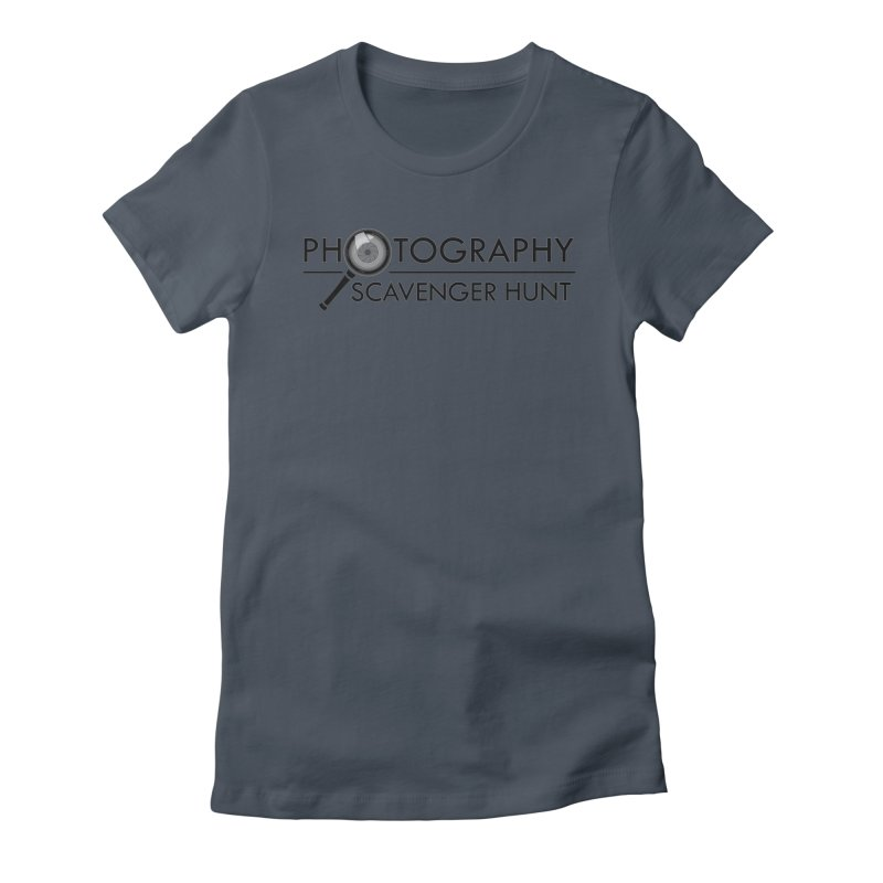 photography scavenger hunt Women's T-Shirt by the twisted world of godriguezart
