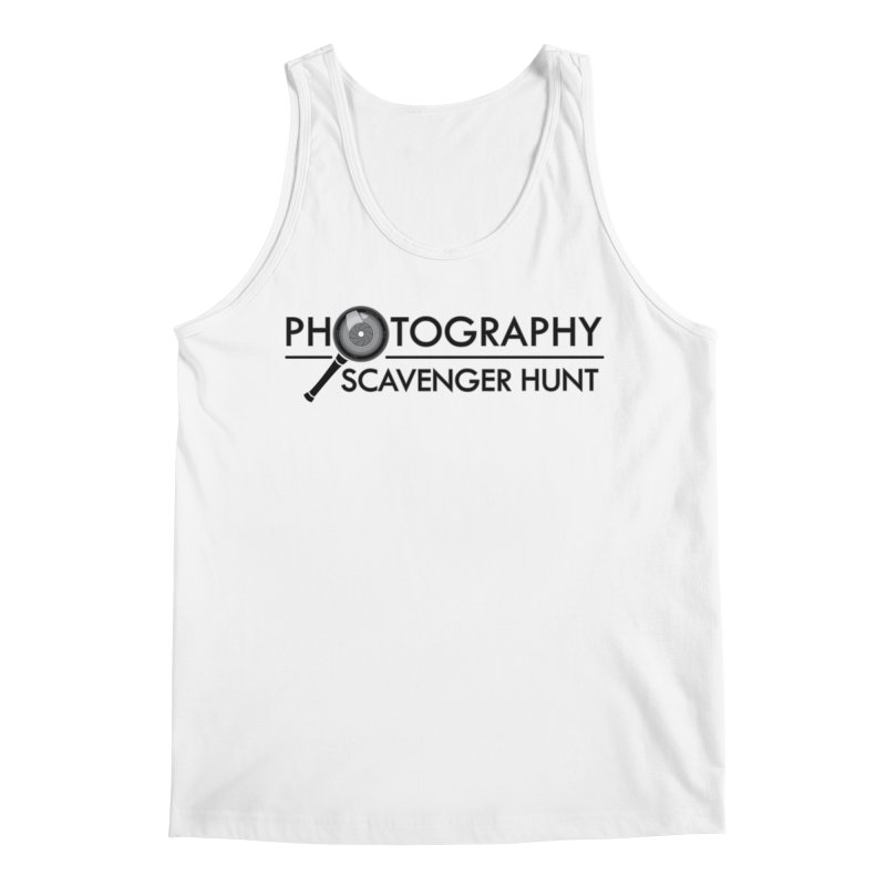 photography scavenger hunt Men's Tank by the twisted world of godriguezart