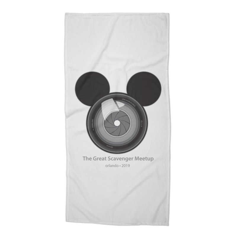 the great scavenger meetup orlando 2019 Accessories Beach Towel by the twisted world of godriguezart