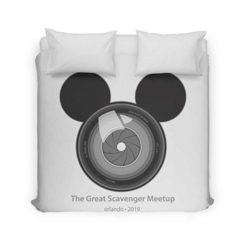 the great scavenger meetup orlando 2019 Home Duvet by the twisted world of godriguezart