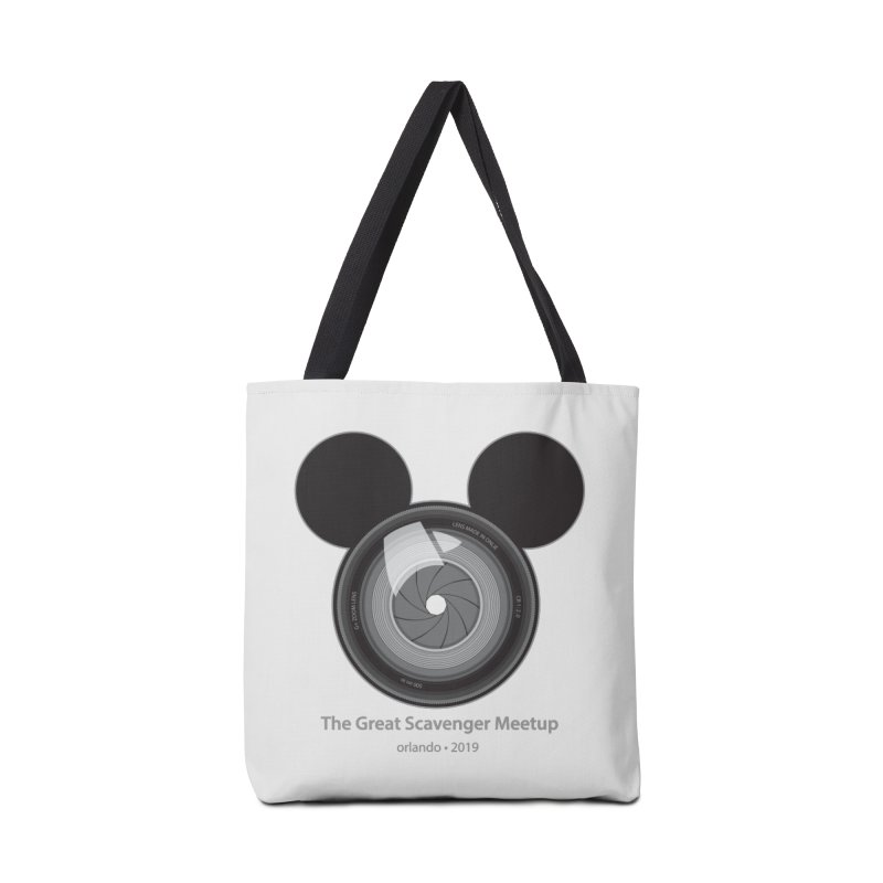 the great scavenger meetup orlando 2019 Accessories Tote Bag Bag by the twisted world of godriguezart