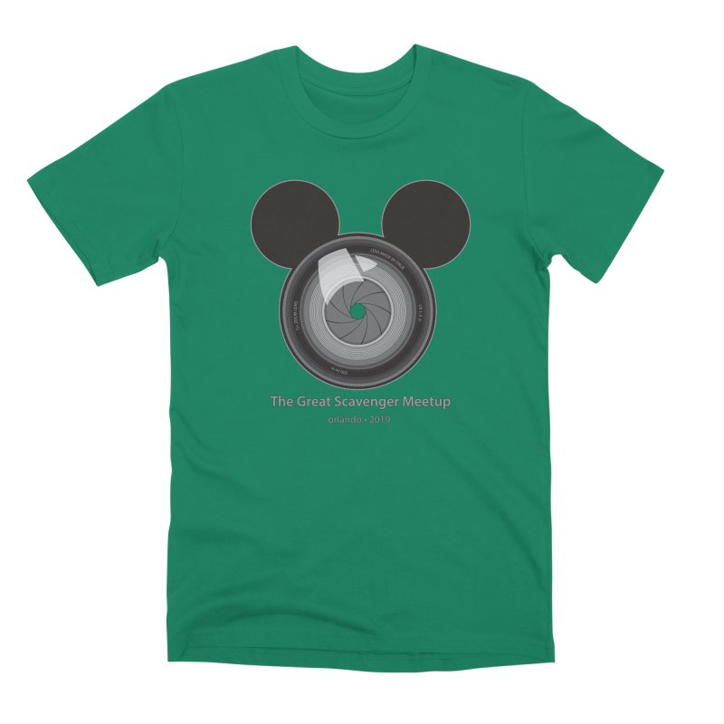 the great scavenger meetup orlando 2019 Men's T-Shirt by the twisted world of godriguezart