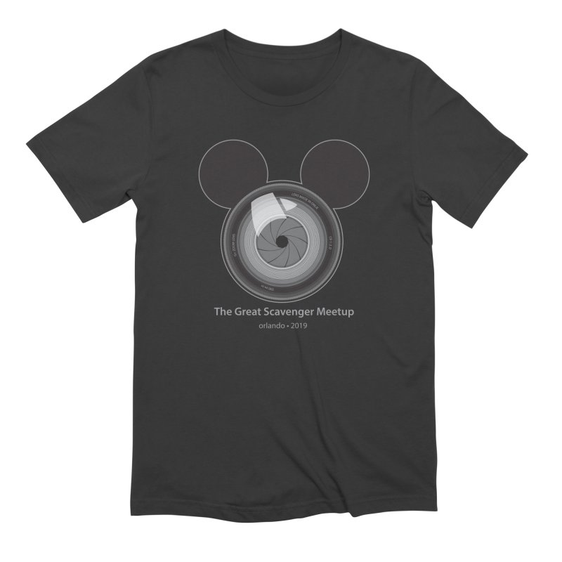 the great scavenger meetup orlando 2019 Men's Extra Soft T-Shirt by the twisted world of godriguezart