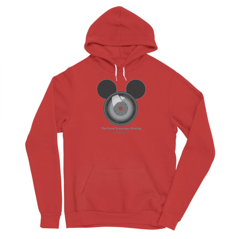 the great scavenger meetup orlando 2019 Men's Pullover Hoody by the twisted world of godriguezart