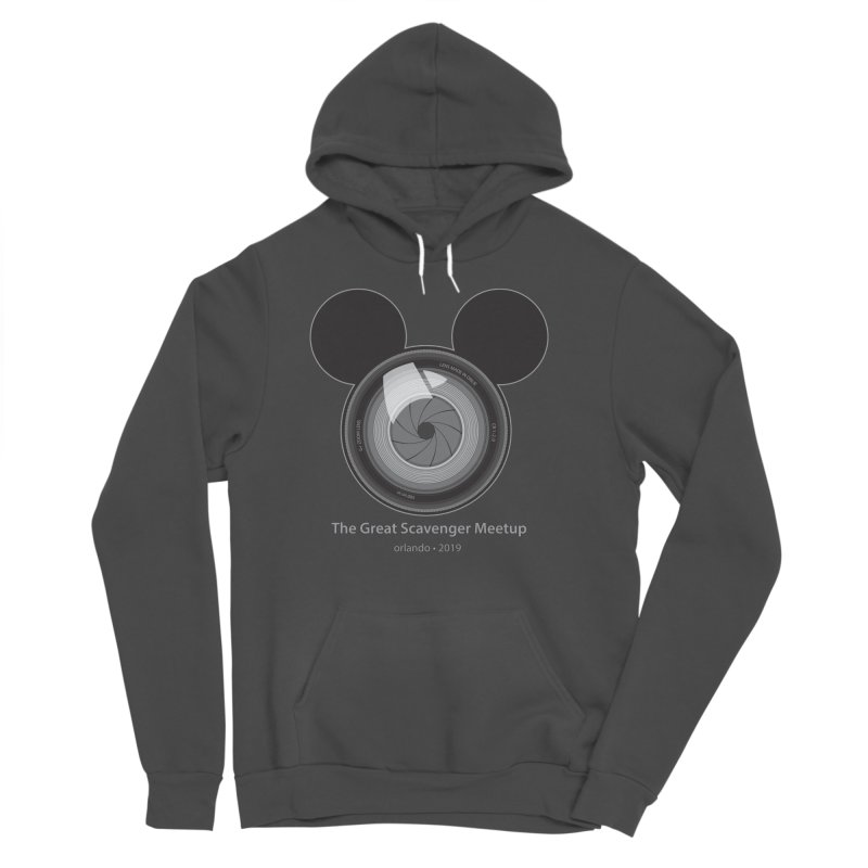 the great scavenger meetup orlando 2019 Women's Sponge Fleece Pullover Hoody by the twisted world of godriguezart