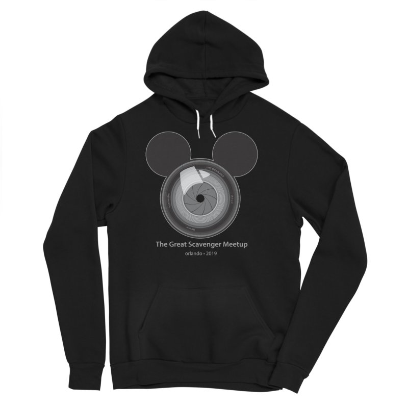 the great scavenger meetup orlando 2019 Men's Sponge Fleece Pullover Hoody by the twisted world of godriguezart