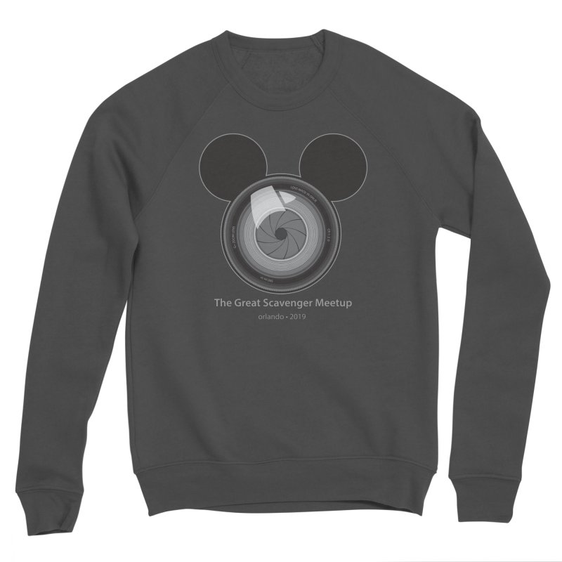 the great scavenger meetup orlando 2019 Women's Sponge Fleece Sweatshirt by the twisted world of godriguezart