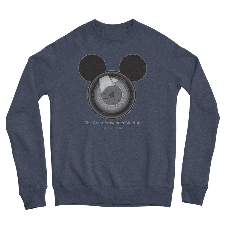 the great scavenger meetup orlando 2019 Men's Sponge Fleece Sweatshirt by the twisted world of godriguezart