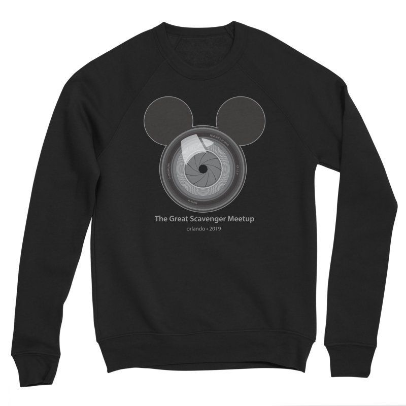 the great scavenger meetup orlando 2019 Men's Sponge Fleece Sweatshirt by the twisted world of godriguezart