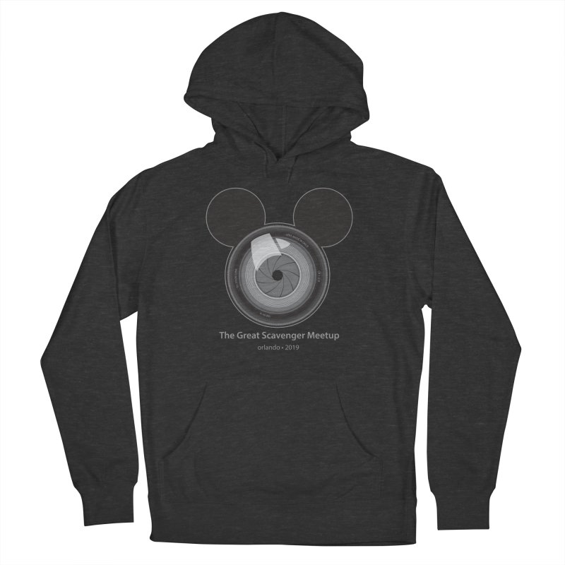 the great scavenger meetup orlando 2019 Women's French Terry Pullover Hoody by the twisted world of godriguezart