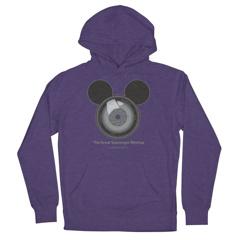 the great scavenger meetup orlando 2019 Men's French Terry Pullover Hoody by the twisted world of godriguezart