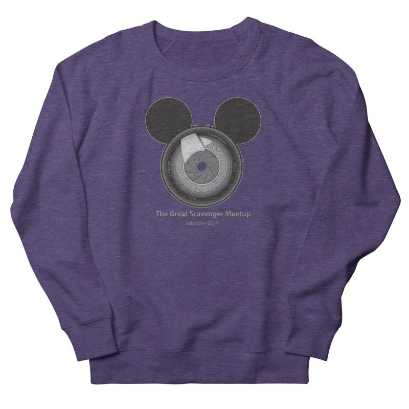 the great scavenger meetup orlando 2019 Women's French Terry Sweatshirt by the twisted world of godriguezart