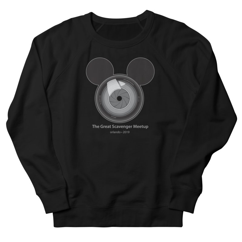the great scavenger meetup orlando 2019 Men's French Terry Sweatshirt by the twisted world of godriguezart