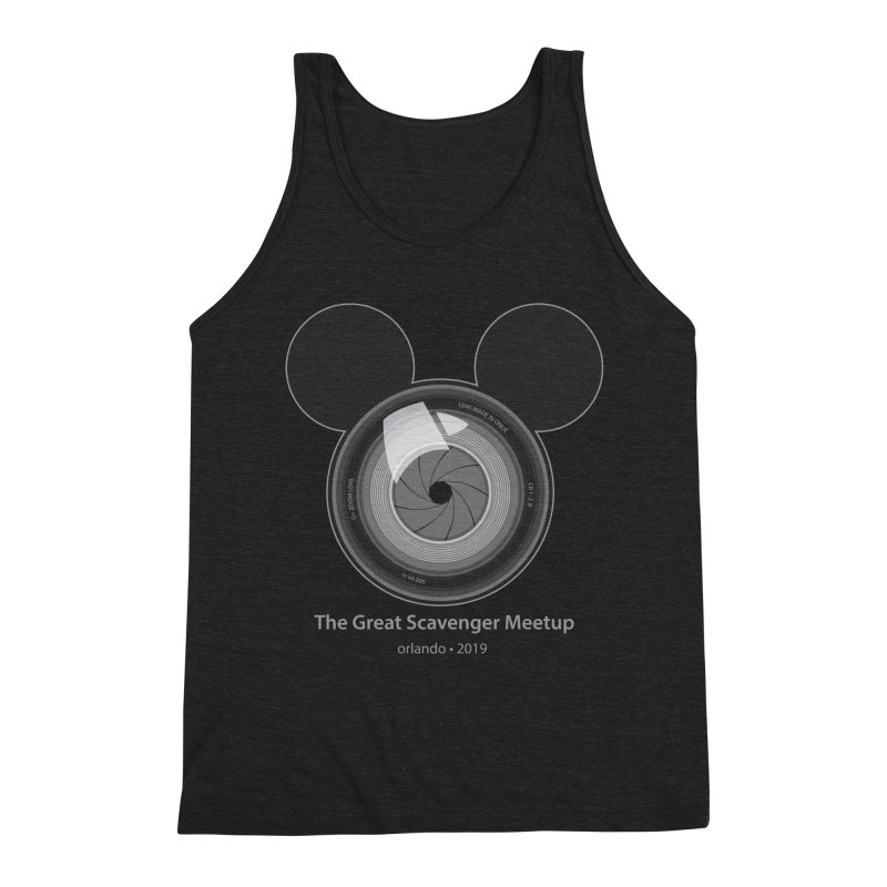 the great scavenger meetup orlando 2019 Men's Triblend Tank by the twisted world of godriguezart