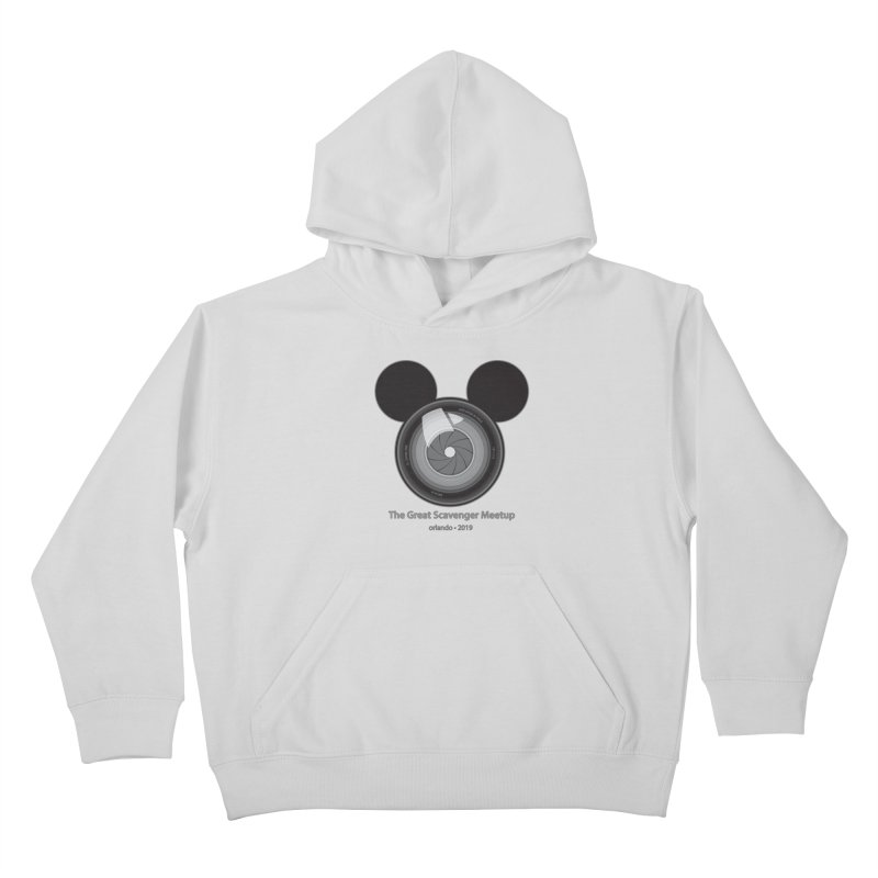 the great scavenger meetup orlando 2019 Kids Pullover Hoody by the twisted world of godriguezart