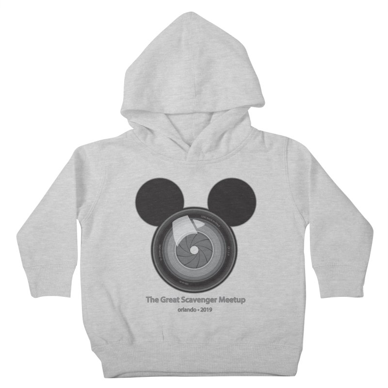 the great scavenger meetup orlando 2019 Kids Toddler Pullover Hoody by the twisted world of godriguezart