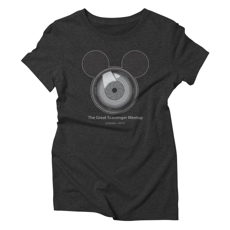 the great scavenger meetup orlando 2019 Women's Triblend T-Shirt by the twisted world of godriguezart