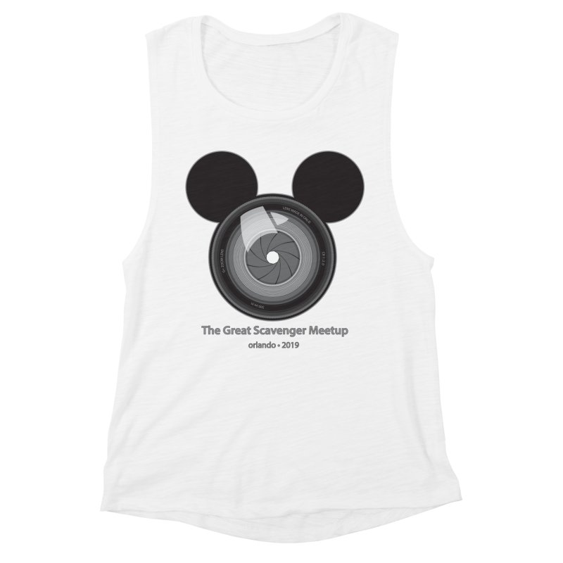 the great scavenger meetup orlando 2019 Women's Muscle Tank by the twisted world of godriguezart