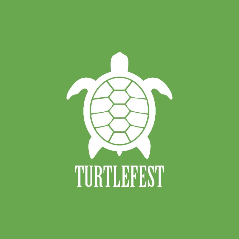 Turtlefest Men's T-Shirt by Godsfall