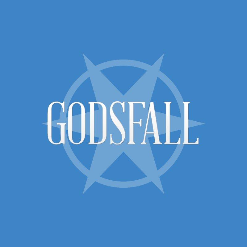 Godsfall Logo Silver Women's Tank by Godsfall