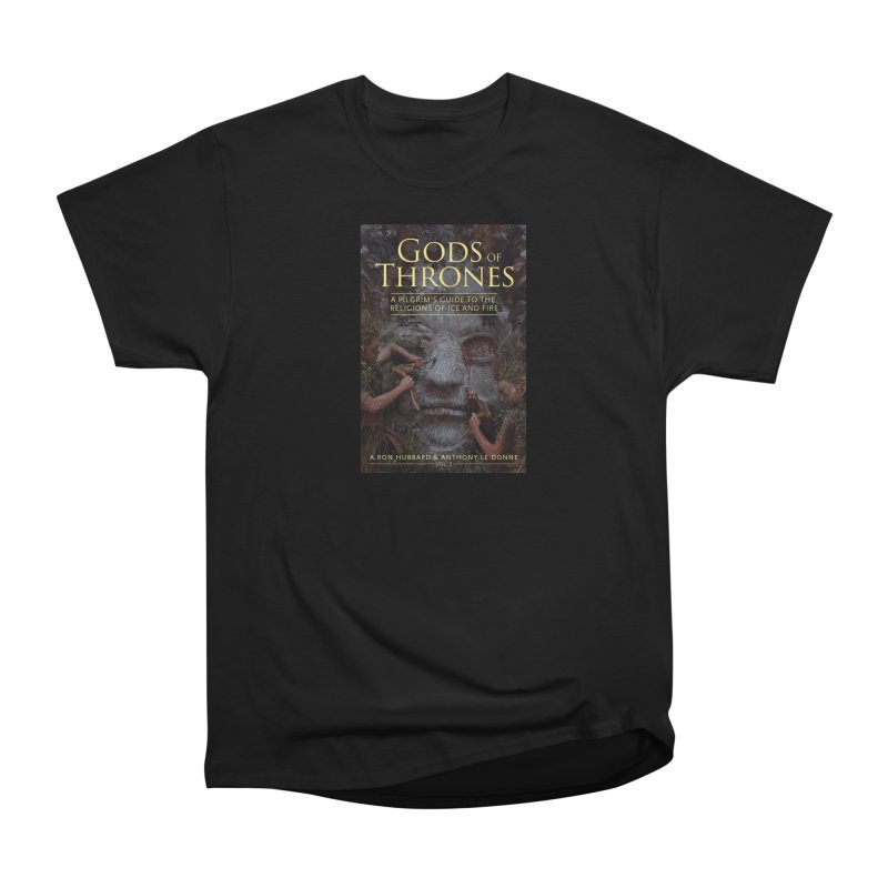 Gods of Thrones Vol. 2 Cover Art Men's T-Shirt by Gods of Thrones Shop