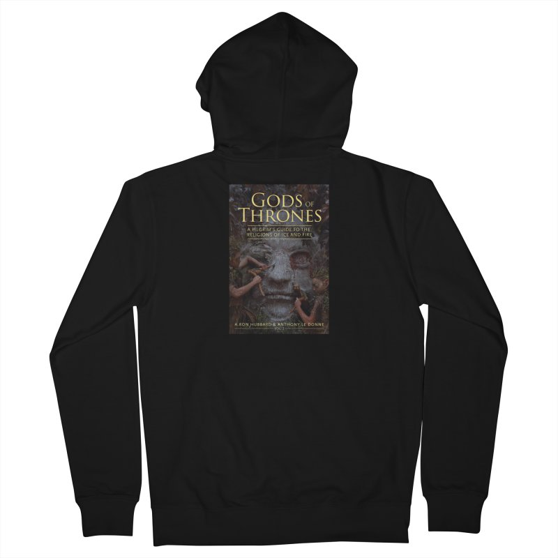 Gods of Thrones Vol. 2 Cover Art Men's Zip-Up Hoody by Gods of Thrones Shop