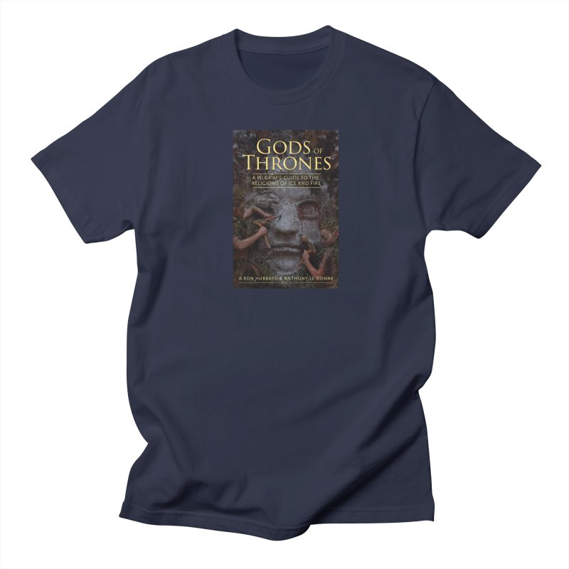 Gods of Thrones Vol. 2 Cover Art Women's Regular Unisex T-Shirt by Gods of Thrones Shop