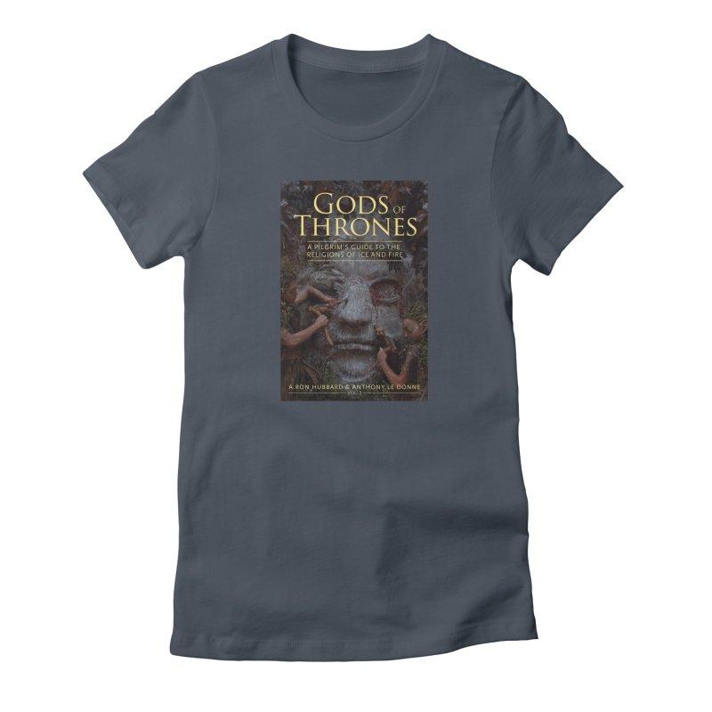 Gods of Thrones Vol. 2 Cover Art Women's T-Shirt by Gods of Thrones Shop