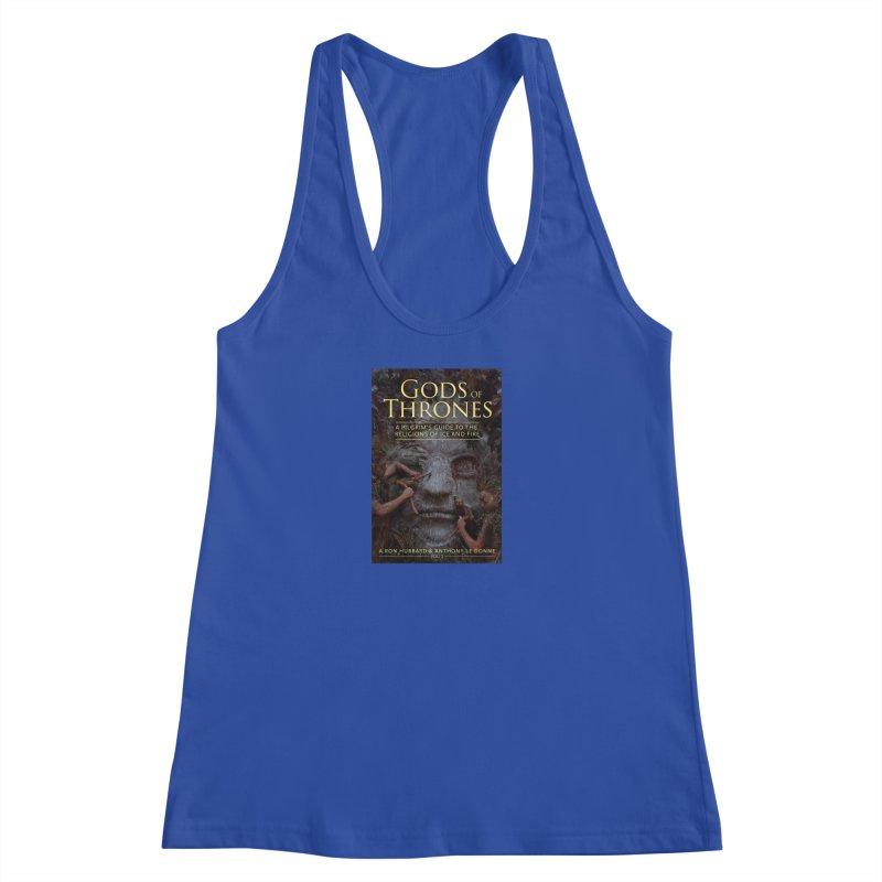 Gods of Thrones Vol. 2 Cover Art Women's Racerback Tank by Gods of Thrones Shop