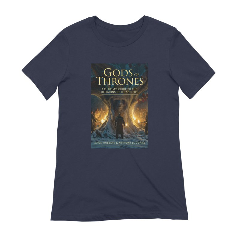 Gods of Thrones Vol. 1 Cover Art Women's Extra Soft T-Shirt by Gods of Thrones Shop