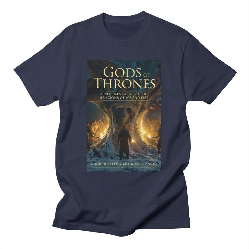 Gods of Thrones Vol. 1 Cover Art Men's T-Shirt by Gods of Thrones Shop