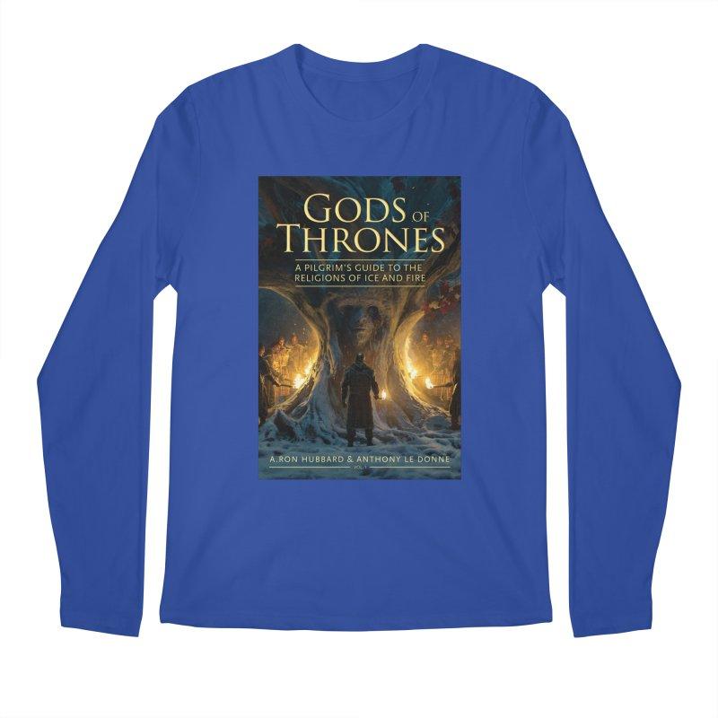 Gods of Thrones Vol. 1 Cover Art Men's Regular Longsleeve T-Shirt by Gods of Thrones Shop