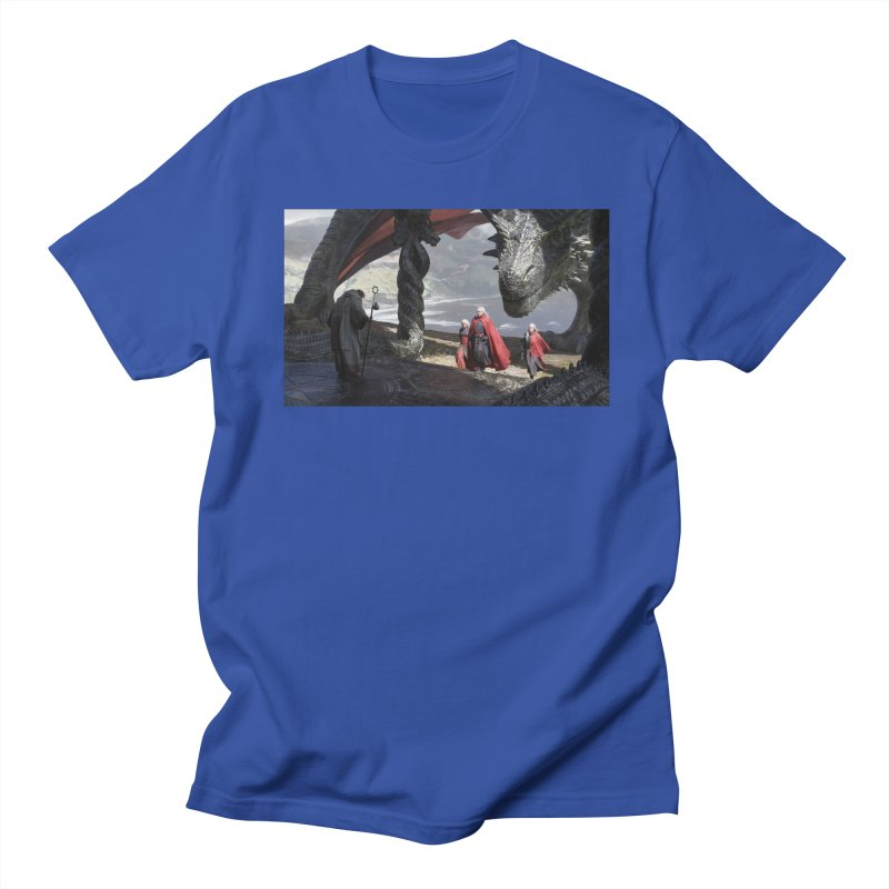 The Sept at Dragonstone Women's Regular Unisex T-Shirt by Gods of Thrones Shop