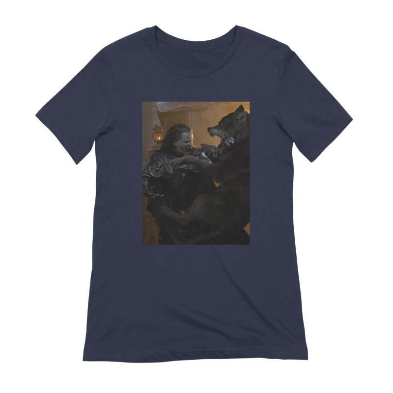 Bolton Women's Extra Soft T-Shirt by Gods of Thrones Shop