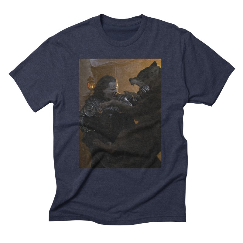 Bolton Men's Triblend T-Shirt by Gods of Thrones Shop