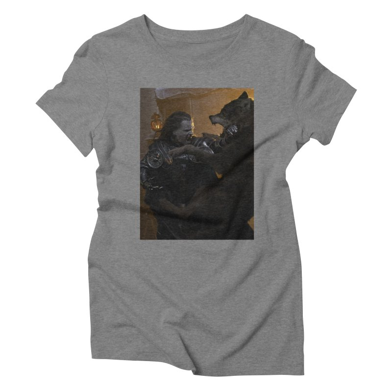Bolton Women's Triblend T-Shirt by Gods of Thrones Shop
