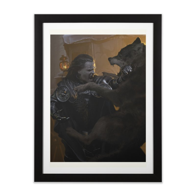 Bolton Home Framed Fine Art Print by Gods of Thrones Shop