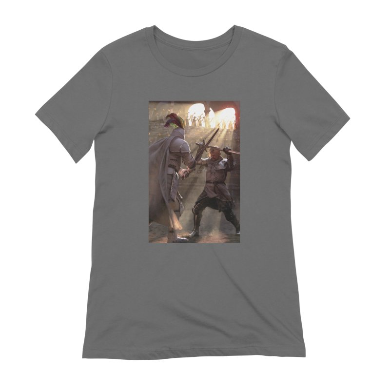 Clegane Bowl Women's T-Shirt by Gods of Thrones Shop