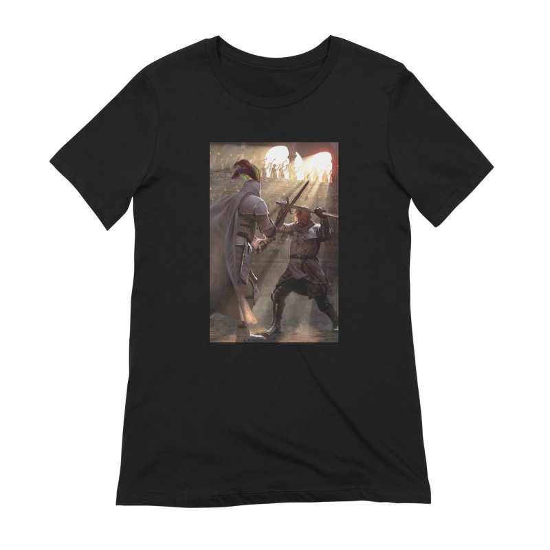 Clegane Bowl Women's Extra Soft T-Shirt by Gods of Thrones Shop