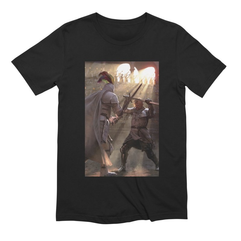 Clegane Bowl Men's Extra Soft T-Shirt by Gods of Thrones Shop