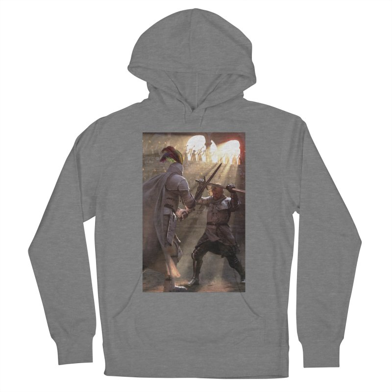 Clegane Bowl Women's French Terry Pullover Hoody by Gods of Thrones Shop