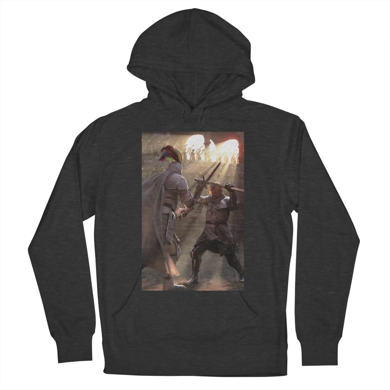 Clegane Bowl Men's French Terry Pullover Hoody by Gods of Thrones Shop