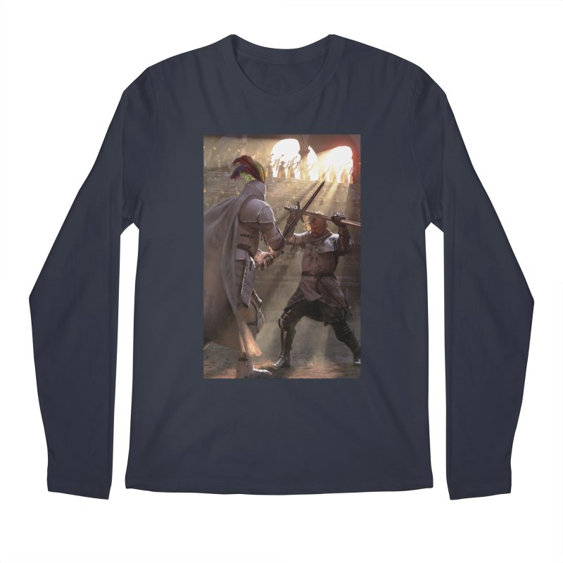 Clegane Bowl Men's Regular Longsleeve T-Shirt by Gods of Thrones Shop