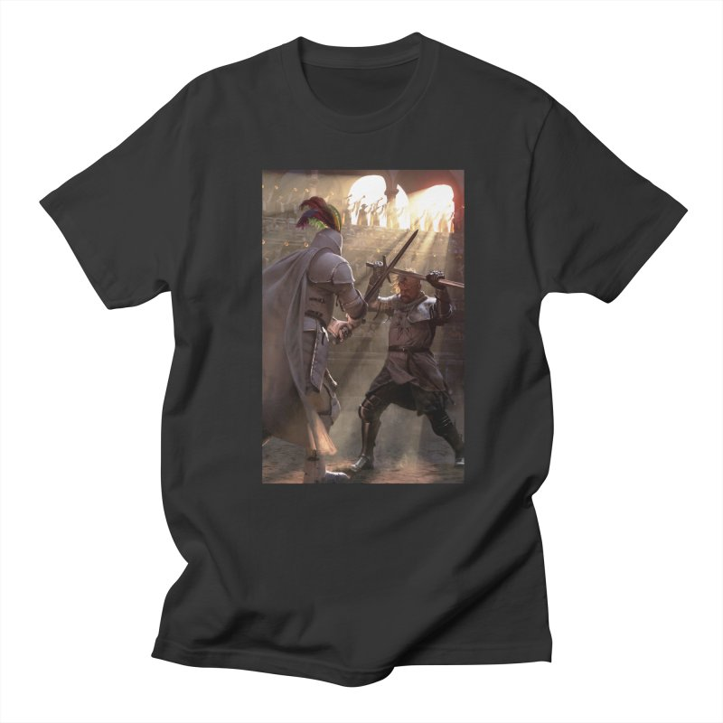 Clegane Bowl Men's Regular T-Shirt by Gods of Thrones Shop